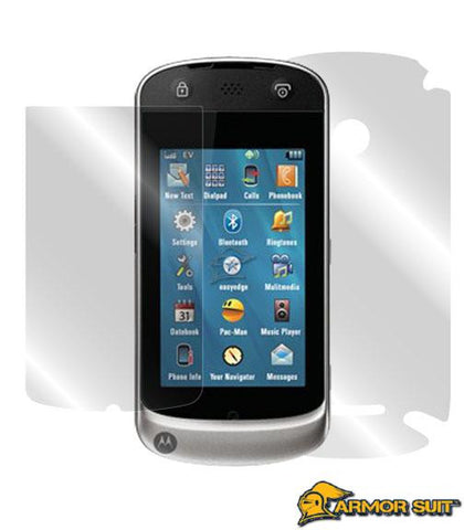 Motorola Crush W835 Easy Installation Skin Protector
