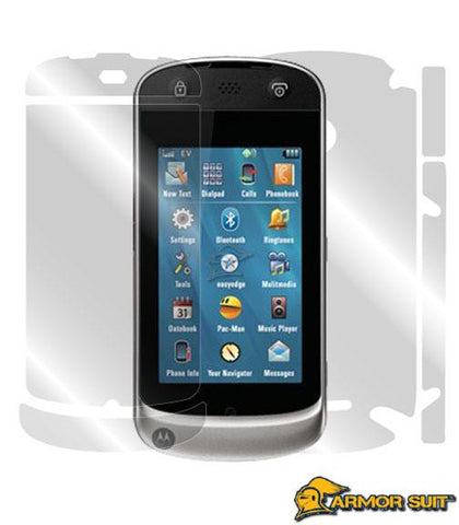 Motorola Crush W835 Full Body Skin Protector
