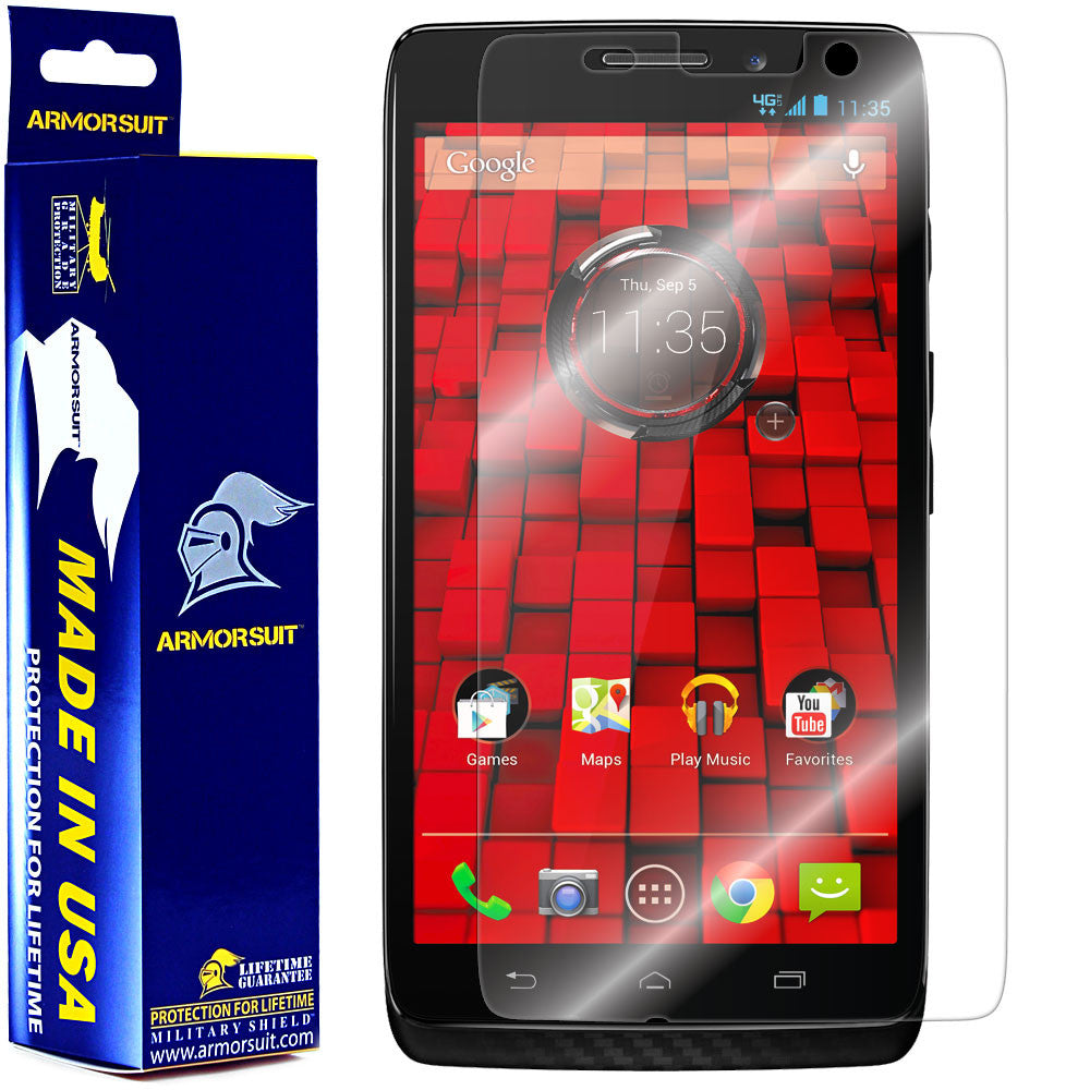 Motorola Droid Maxx Screen Protector