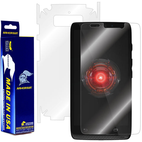Motorola Droid Mini Full Body Skin Protector