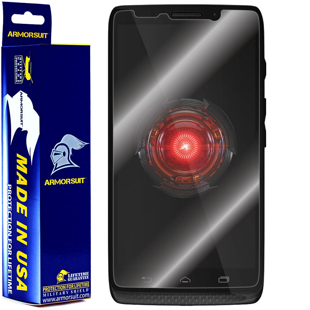 info for 4eecc 44d81 Motorola Droid Mini Screen Protector (Case Friendly) - ArmorSuit