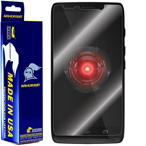 Motorola Droid Mini Screen Protector (Case Friendly)