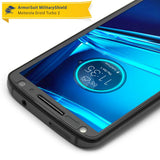 Motorola Droid Turbo 2 Screen Protector (Case-Friendly)
