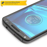 Motorola Droid Turbo 2 Anti-Glare (Matte) Screen Protector