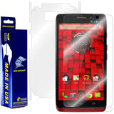 Motorola Droid Ultra Full Body Skin Protector