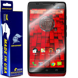 Motorola Droid Ultra Screen Protector (Case Friendly)