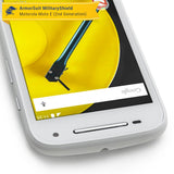 Motorola Moto E (2nd Gen, 2015) Screen Protector (Case-Friendly)