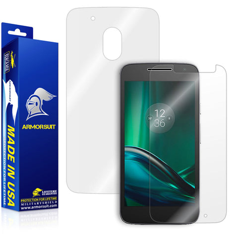 Motorola Moto G4 Play Full Body Skin Protector