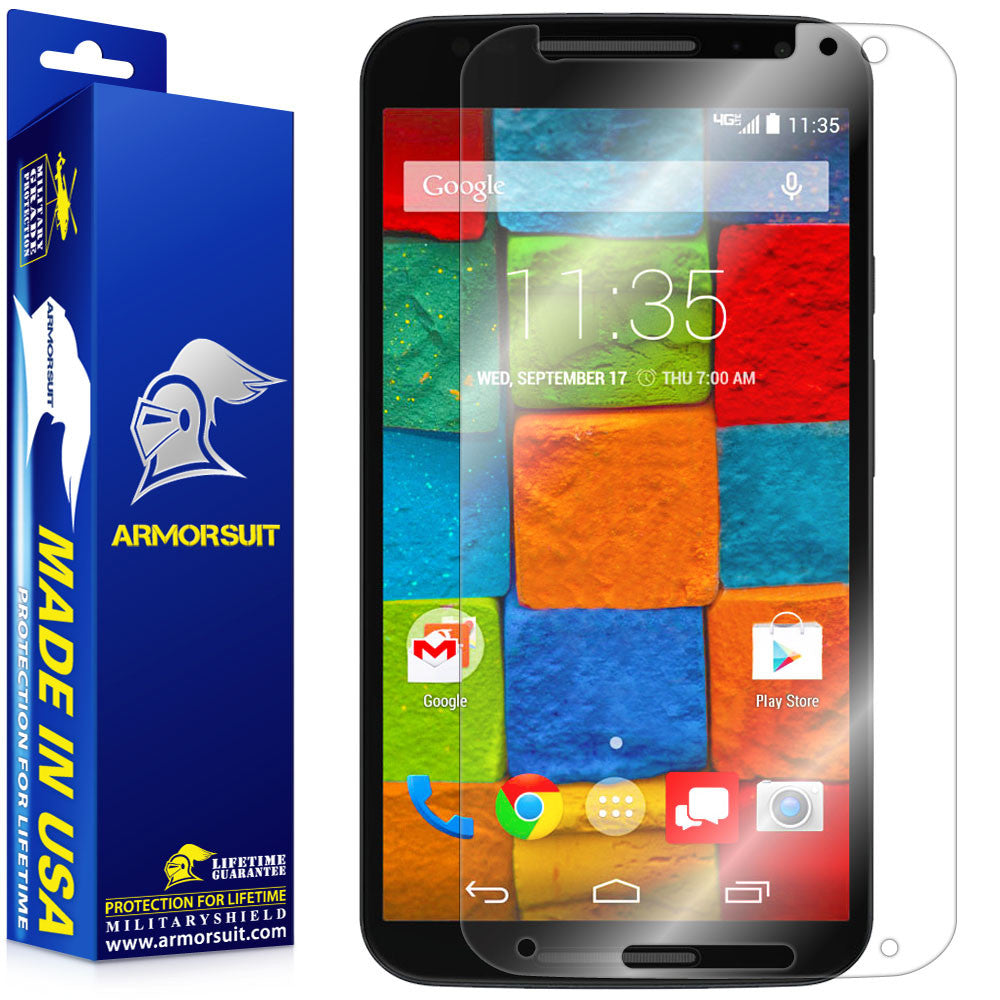 Motorola Moto X (2nd Generation 2014) Screen Protector