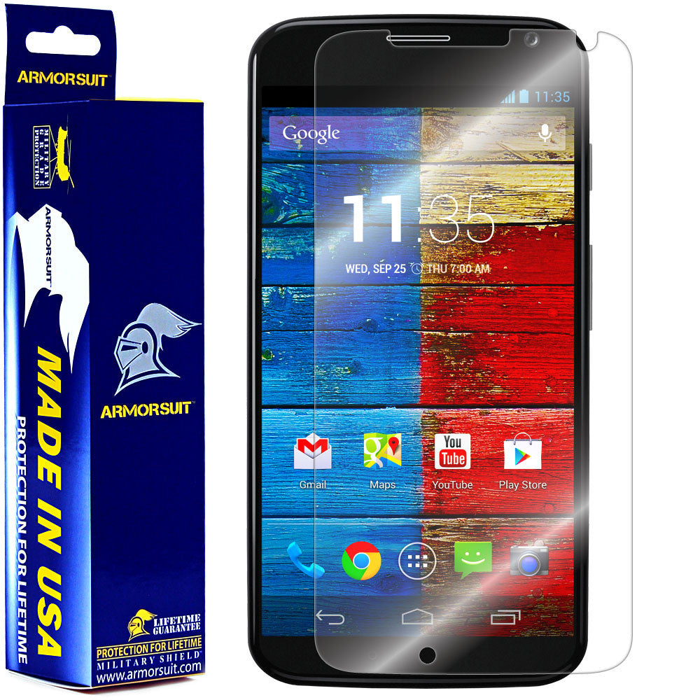 Motorola Moto X (1st Generation) Screen Protector
