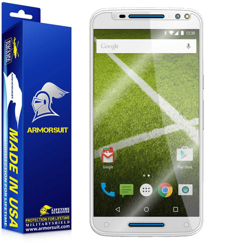 Motorola Moto X Pure Edition Screen Protector (Case-Friendly)