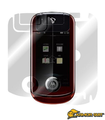 Motorola ZN40 Full Body Skin Protector