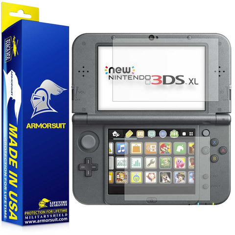 New Nintendo 3DS XL (2015) Anti-Glare (Matte) Screen Protector