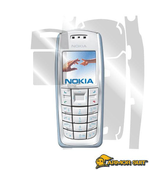 Nokia 3120 Full Body Skin Protector