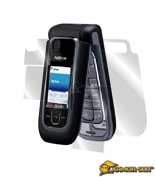 Nokia 6263 Easy Installation Skin Protector by