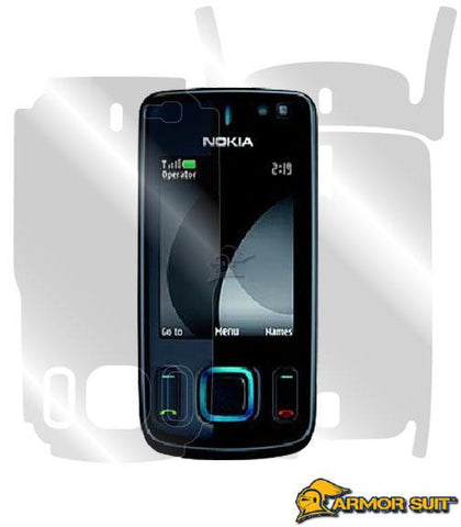 Nokia 6600 Slide Full Body Skin Protector