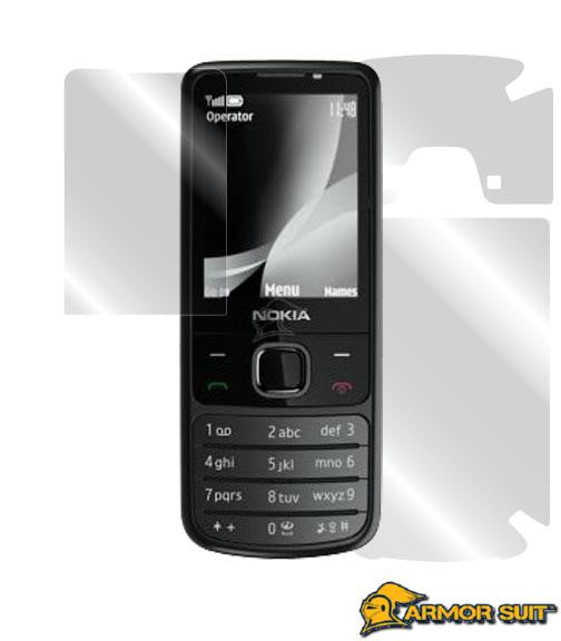 Nokia 6700 Classic Easy Installation Skin Protector