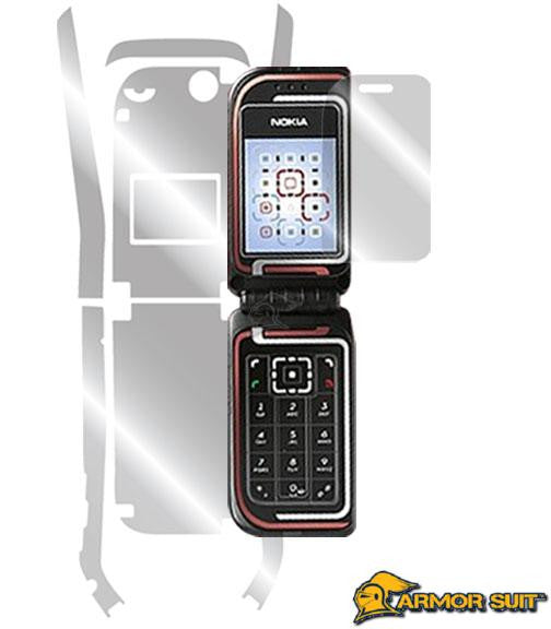 Nokia 7270 Full Body Skin Protector