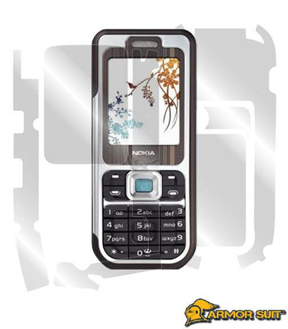 Nokia 7360 Full Body Skin Protector