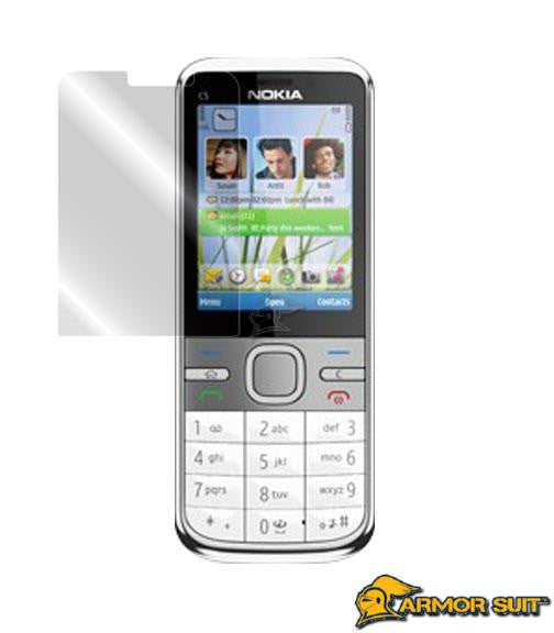 Nokia C5 Screen Protector