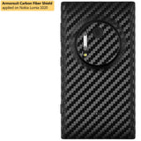 Nokia Lumia 1020 Screen Protector + Black Carbon Fiber Film Protector