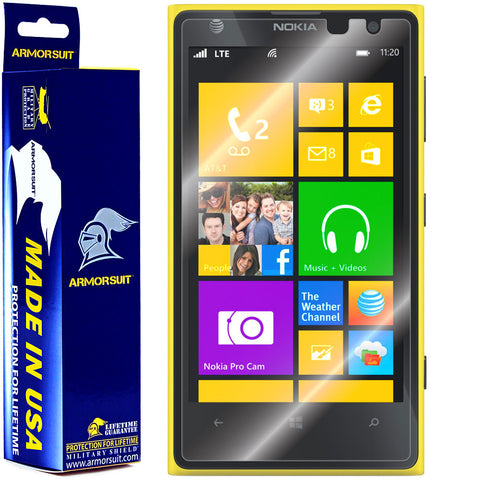 Nokia Lumia 1020 Screen Protector (Case Friendly)