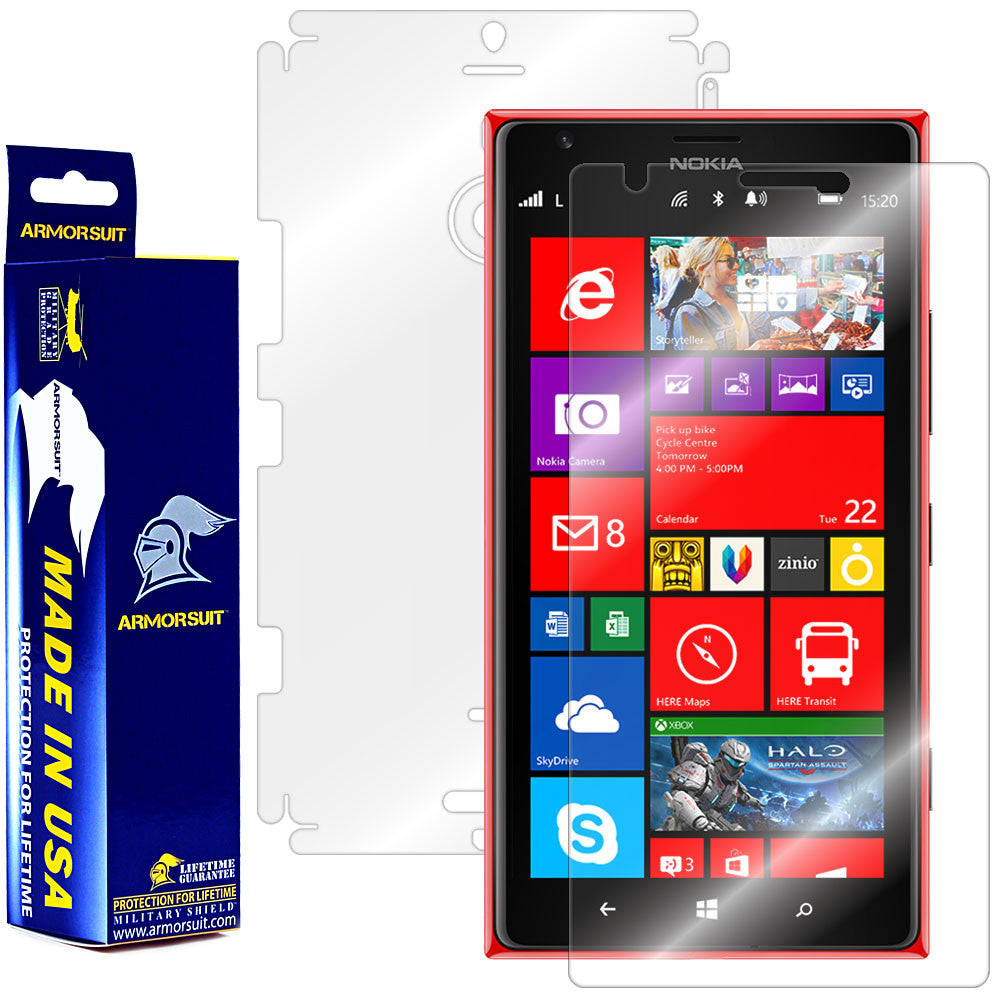 Nokia Lumia 1520 Full Body Skin Protector