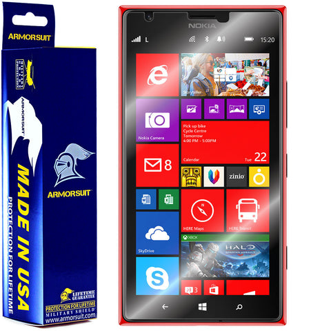 Nokia Lumia 1520 Screen Protector (Case Friendly)