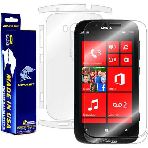 Nokia Lumia 822 Full Body Skin Protector