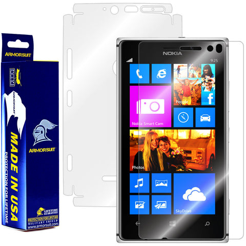 Nokia Lumia 925 Full Body Skin Protector