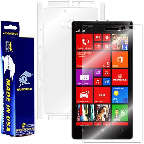 Nokia Lumia Icon Full Body Skin Protector