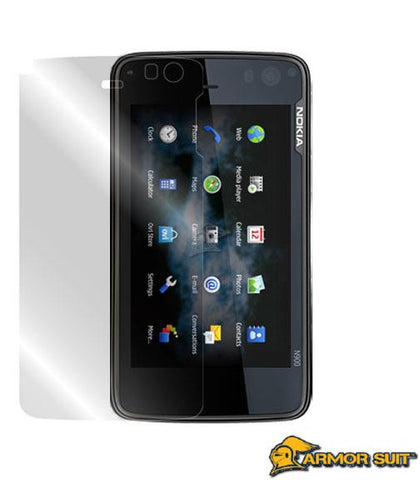 Nokia N900 Screen Protector