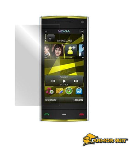 Nokia X6 Screen Protector