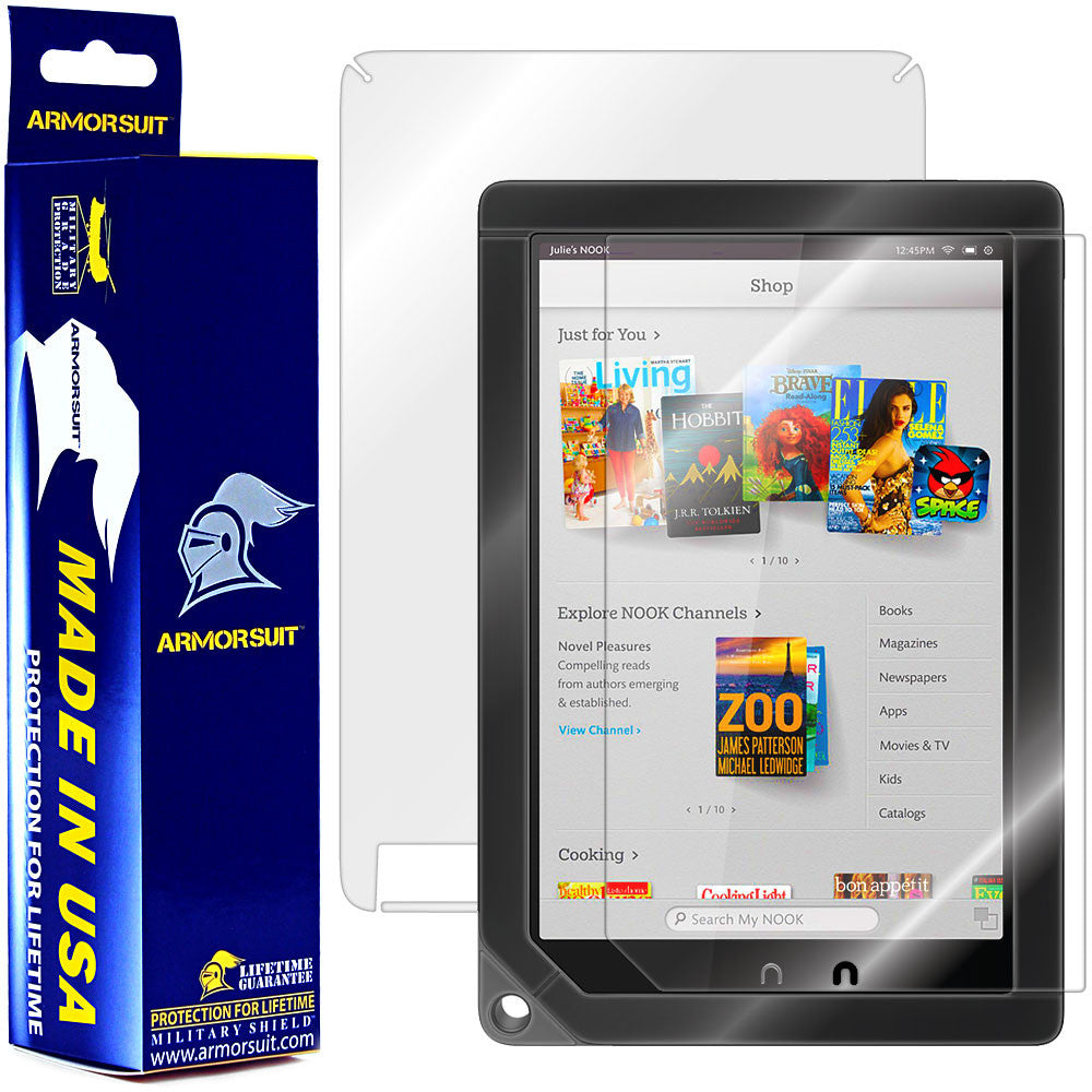 Barnes & Noble NOOK HD+ Full Body Skin