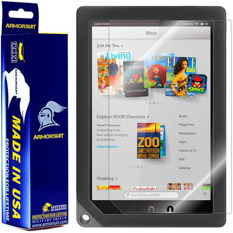 Barnes & Noble NOOK HD+ Screen Protector