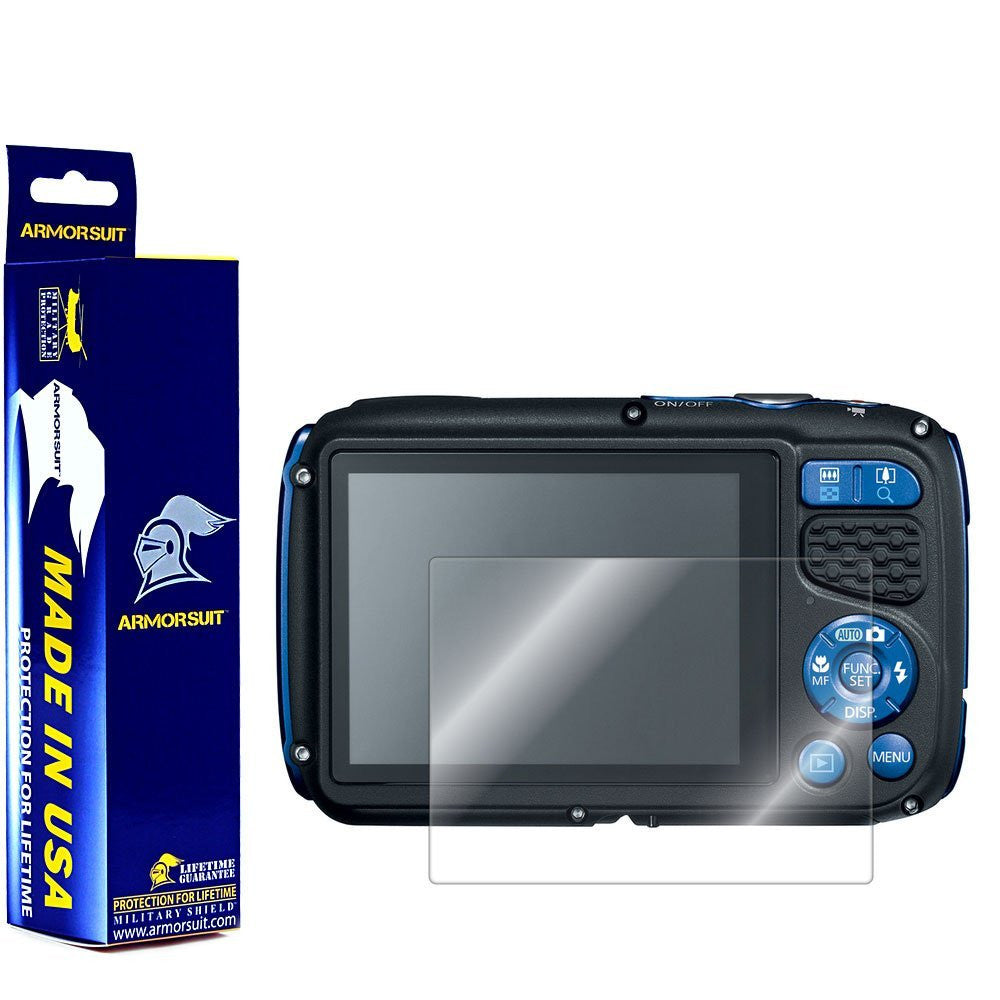 Canon PowerShot D30 Camera Screen Protector