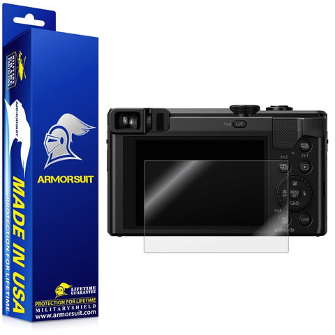 Panasonic Lumix DMC-ZS60 Camera Screen Protector