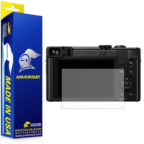 Panasonic Lumix DMC-ZS60 Camera Matte Screen Protector