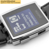 Pebble Steel Smartwatch Screen Protector (2-pack)