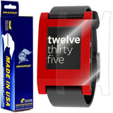 Pebble Smartwatch Screen Protector