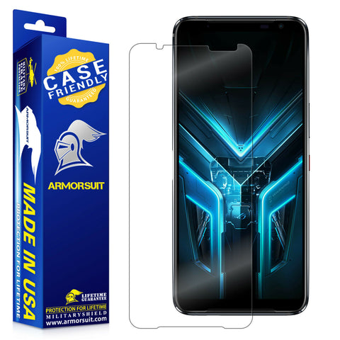 Asus ROG-3 Phone Screen Protector - Case-Friendly