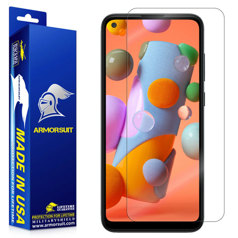 Samsung Galaxy A11 Screen Protector - Max Coverage