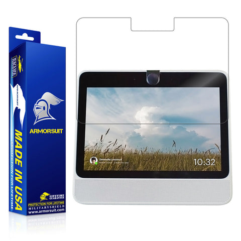 Facebook Portal 10 Screen Protector