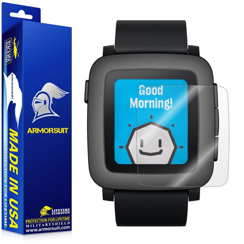 Pebble Time Screen Protector [2-Pack]