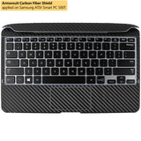 Samsung ATIV Smart PC 500T Keyboard Black Carbon Fiber Film Protector