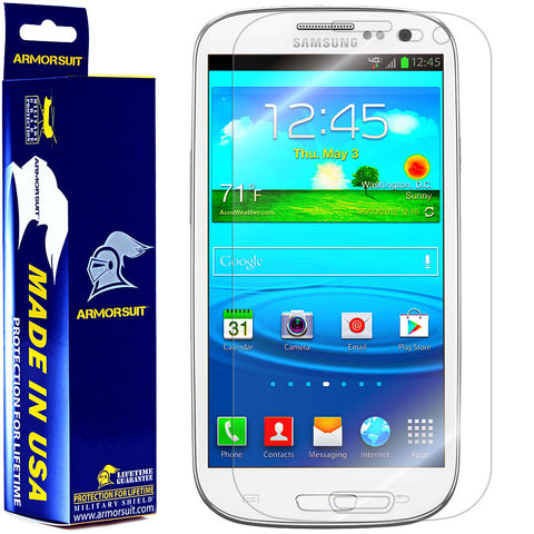 Samsung Galaxy S3 Screen Protector