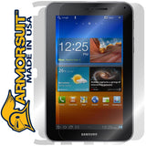 Samsung Galaxy Tab 7.0 Plus Full Body Skin Protector