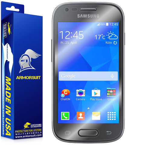 Samsung Galaxy Ace Style Screen Protector (Case-Friendly)