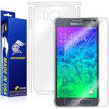 Samsung Galaxy Alpha Full Body Skin Protector