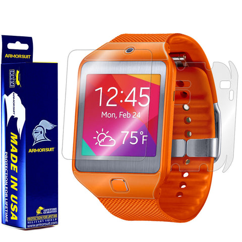 Samsung Galaxy Gear 2 Neo Full Body Skin Protector
